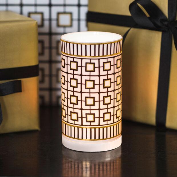 MetroChic Gifts Teelichthalter 7,5x7,5x13cm, , large