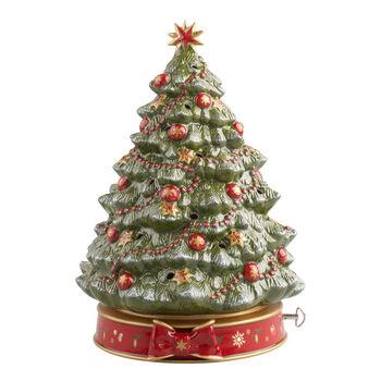 Toy's Delight Weihnachtsbaum mit Spieluhr