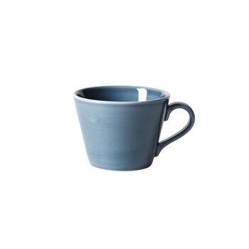 Organic Turquoise Kaffeetasse, türkis, 270 ml