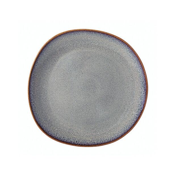 Lave Beige Speiseteller, beige, 28 x 28 x 2,7 cm, , large