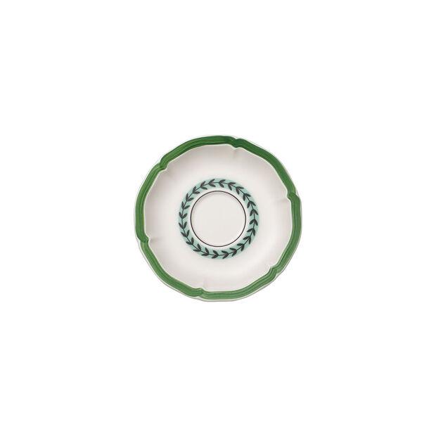 French Garden Green Line Mokka-/Espressountertasse 13cm, , large
