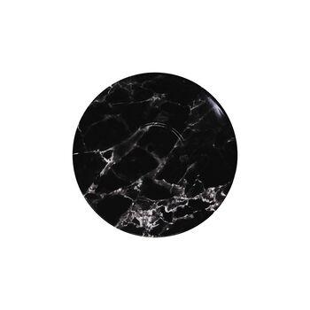 Marmory Kaffeeuntertasse Black, 16x16x2cm