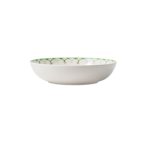 Colourful Spring Salatteller, 720 ml, weiß/grün, , large