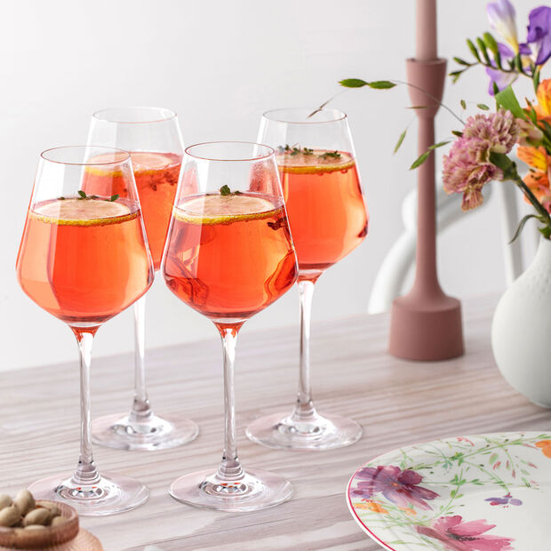 La Divina Aperol Spritz Glas Set 4tlg, , large