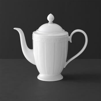 White Pearl Kaffeekanne 6 Pers.
