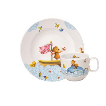 Happy as a Bear Kinder Frühstücks-Set, 2tlg.