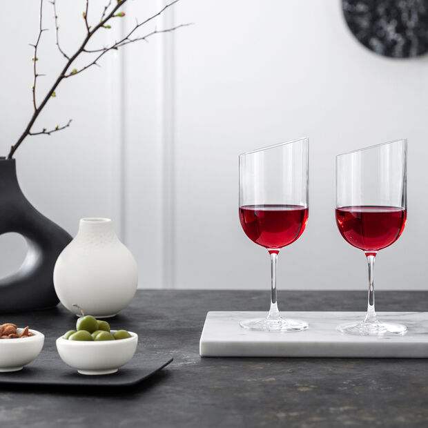 NewMoon Rotweingläser-Set, 405 ml, 4-teilig, , large