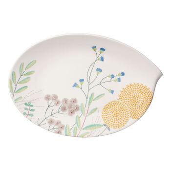 Flow Couture ovale Platte