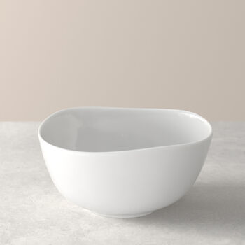 Organic White Bol, weiß, 750 ml