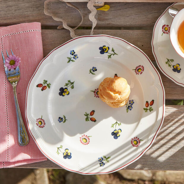 Petite Fleur Frühstücksteller, , large