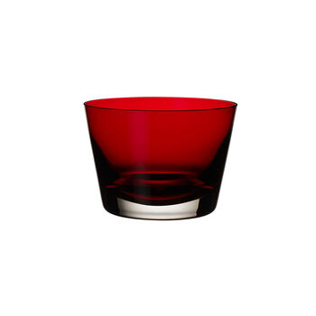 Colour Concept Dessertschale red 120x84mm
