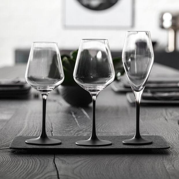 Manufacture Rock Weißweinglas, 4 Stück, 380 ml, , large