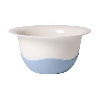Clever Cooking blaue Sieb-/Servierschüssel