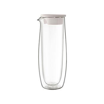 Artesano Hot&Cold Beverages Glaskaraffe mit Deckel