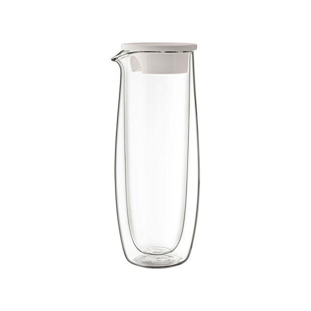 Artesano Hot&Cold Beverages Glaskaraffe mit Deckel, , large