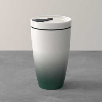To Go Coffee-Becher M green