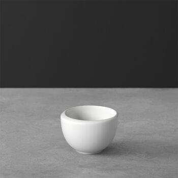 NewMoon Espressotasse, ohne Henkel, 100 ml, Weiß
