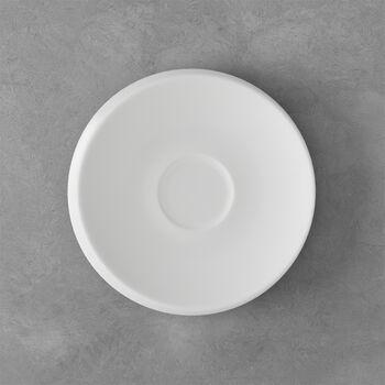 NewMoon Untertasse für Kaffeetasse, Weiß