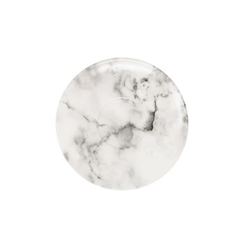 Marmory Kaffeeuntertasse White, 16x16x2cm