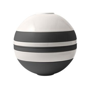 Iconic La Boule black & white, schwarz-weiß