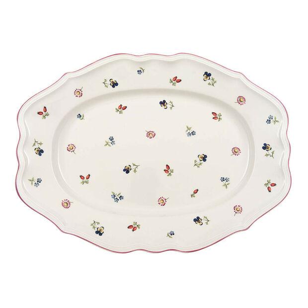 Petite Fleur ovale Platte 37 cm, , large