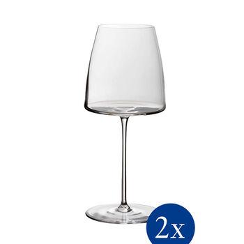 MetroChic Weißweinglas, 2 Stück, 590 ml