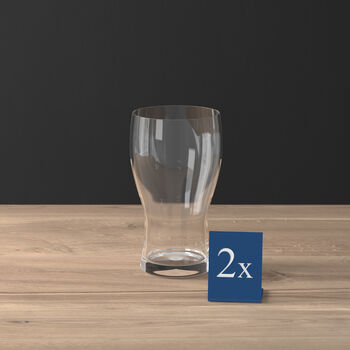 Purismo Beer-Pint 2er-Set