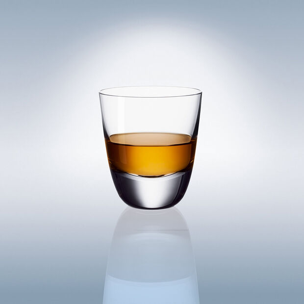 American Bar - Straight Bourbon Cocktailglas / Irish Coffee Kaffeebecher Glas 88mm, , large