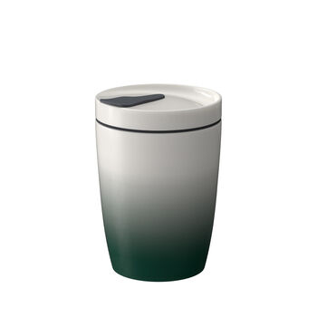 Coffee To Go Becher S green