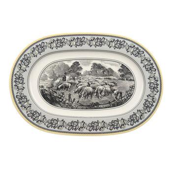 Audun Ferme ovale Platte