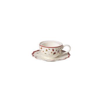 Toy's Delight Decoration Teelichthalter Kaffeetasse 9,8x9,8x4cm