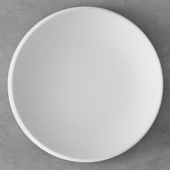 NewMoon Gourmetteller, 32 cm, Weiß