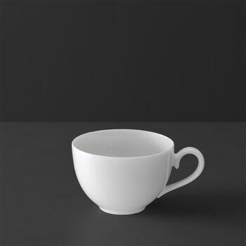 White Pearl Tee-/Kaffeeobertasse