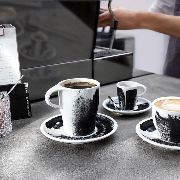 Coffee Passion Awake Kaffeebecher mit Untertasse 2tlg., , large