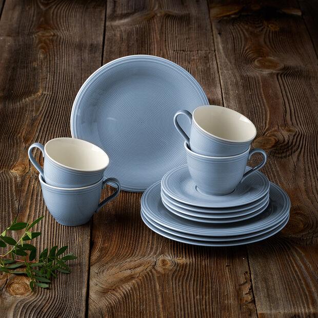 Color Loop Horizon Kaffee-Set, himmelblau, 12-teilig, , large