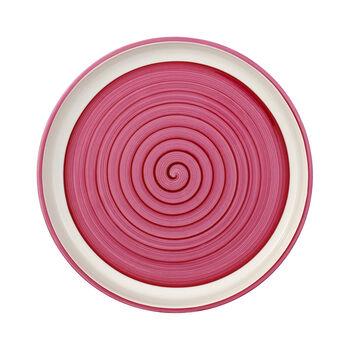 Clever Cooking Pink runde Servierplatte 30 cm