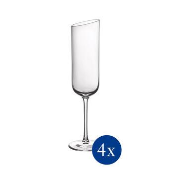 NewMoon Sektgläser-Set, 170 ml, 4-teilig