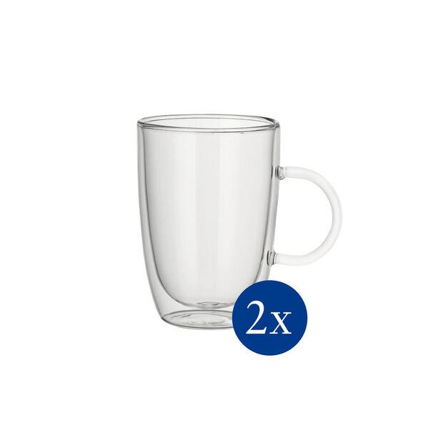 Artesano Hot&Cold Beverages Tasse Universal Set 2 tlg. 122mm, , large