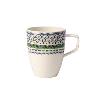 Casale Blu Bella  Kaffeebecher mit Henkel