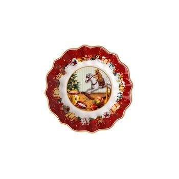 Toy's Fantasy Schale auf Fuß klein, Geschenke 14,5x14,5x7,5cm