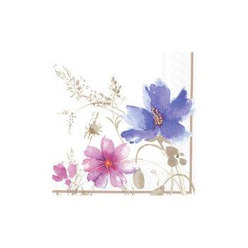 Papier Servietten Mariefleur Gris, 33 x 33 cm, 20 Stück