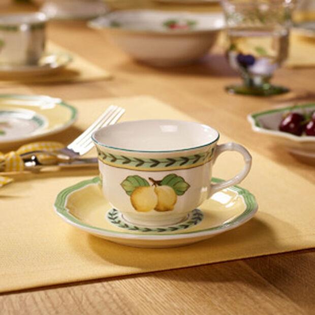 Villeroy /& Boch French Garden Fleurence Untertasse zu Teetasse Tee-Untertasse