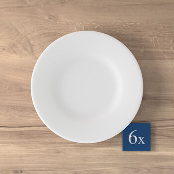Royal Frühstücksteller, 6 Stück