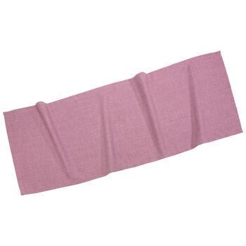 Textil Uni TREND Tischläufer fuchsia 50x140cm
