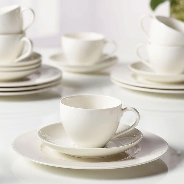 vivo | Villeroy & Boch Group Basic White Kaffee-Set 18-teilig, , large