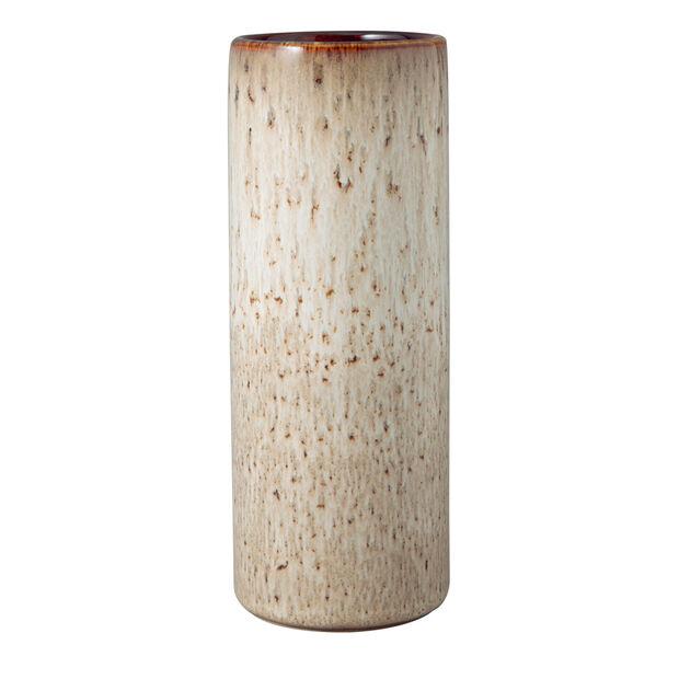 Lave Home Vase Cylinder, 7,5x7,5x20cm, Beige, , large