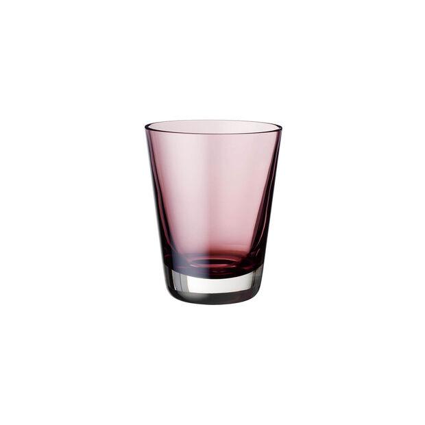 Colour Concept Wasserglas / Longdrink / Cocktail burgundy 108mm, , large