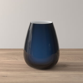 Drop kleine Vase Midnight Sky