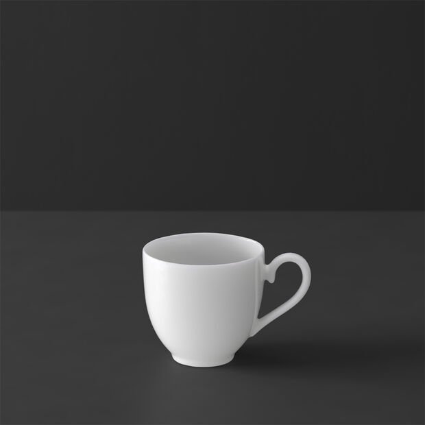 White Pearl Mokka-/Espressoobertasse, , large