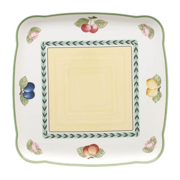 Charm & Breakfast French Garden Platte quadratisch 30cm, , large